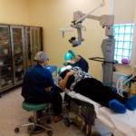 leczenie chorób oczu