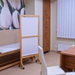Pokój wypoczynkowy dla pacjentów po zabiegu operacyjnym